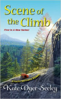 Scene of the Climb by Kate Dyer-Seeley