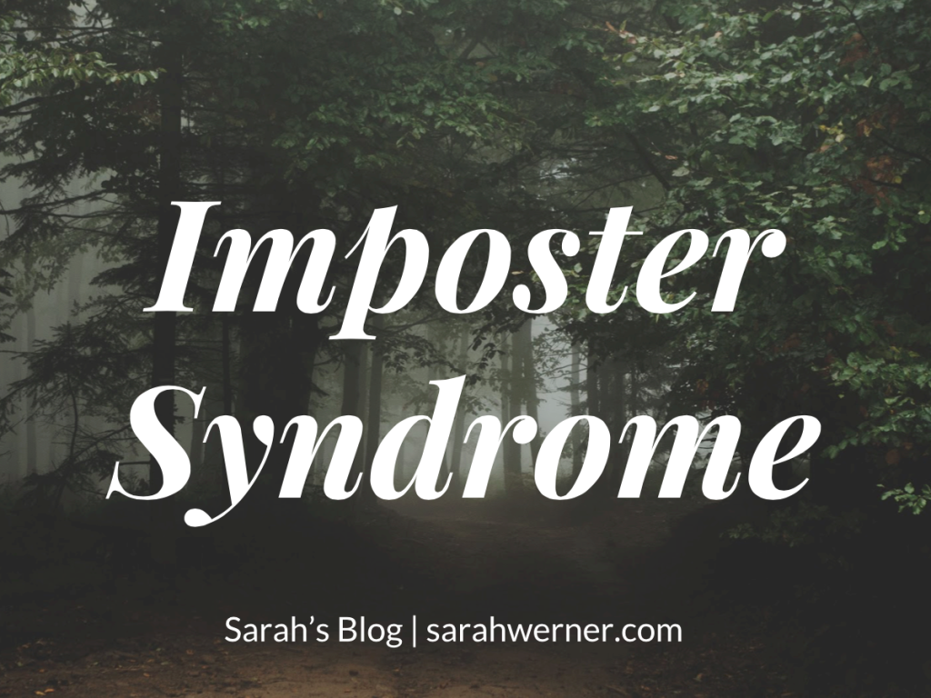 Imposter Syndrome Blog Post Image