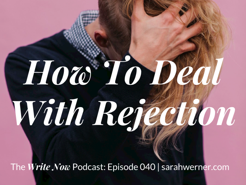 Image for how to deal with rejection