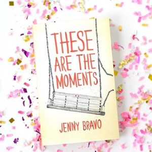 Image of These Are The Moments Book