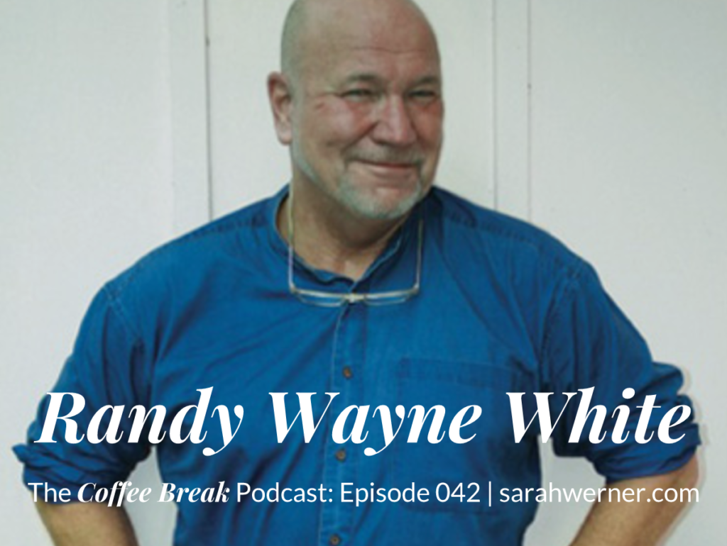 Image of Randy Wayne White Title Card