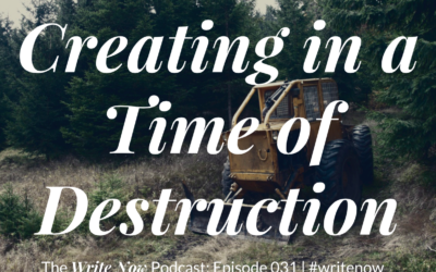 Creating In A Time of Destruction – WN 031