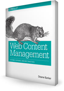 Web Content Management Book Cover