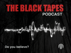 The Black Tapes Podcast Image