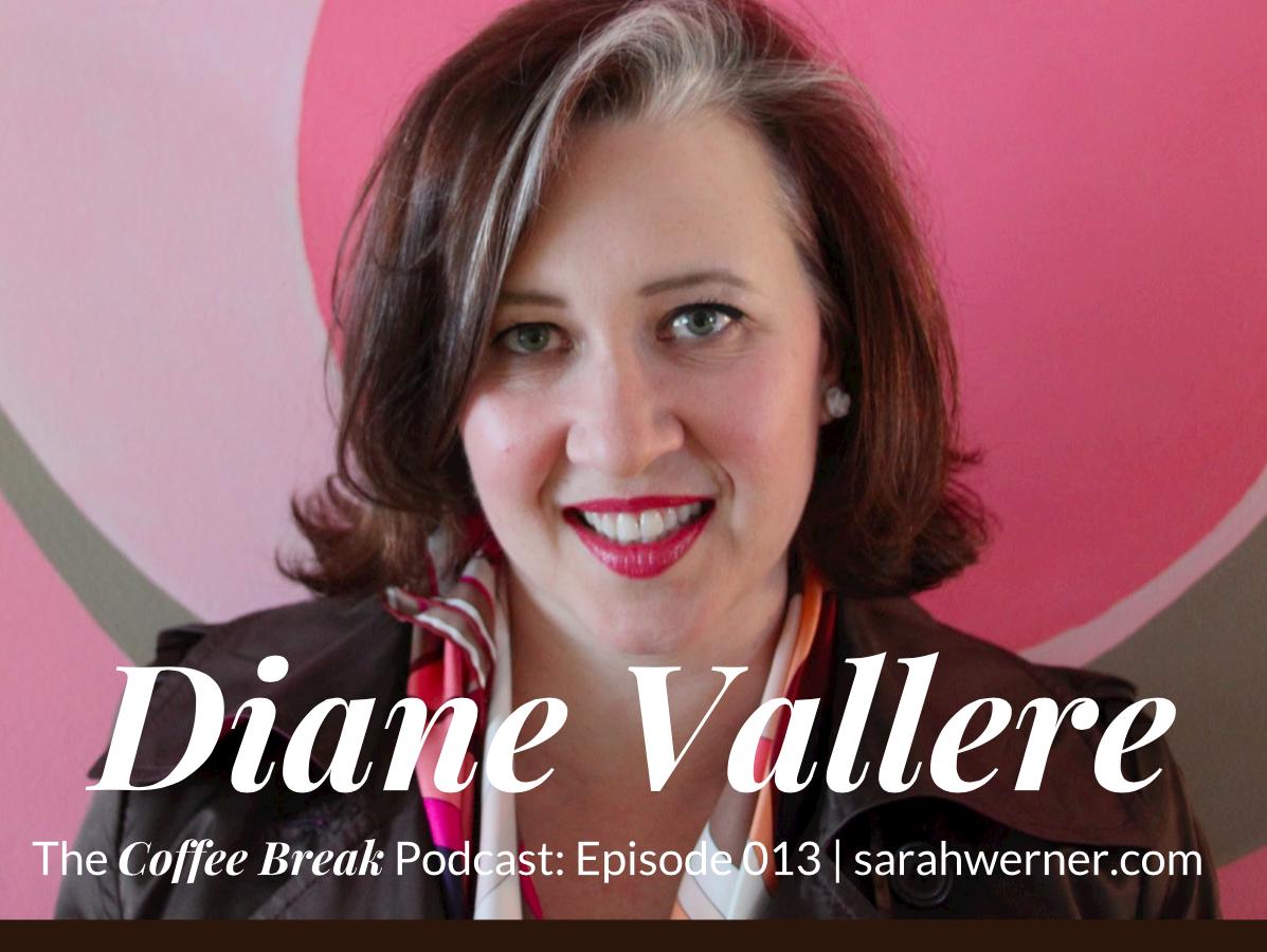 Coffee Break 013: Diane Vallere