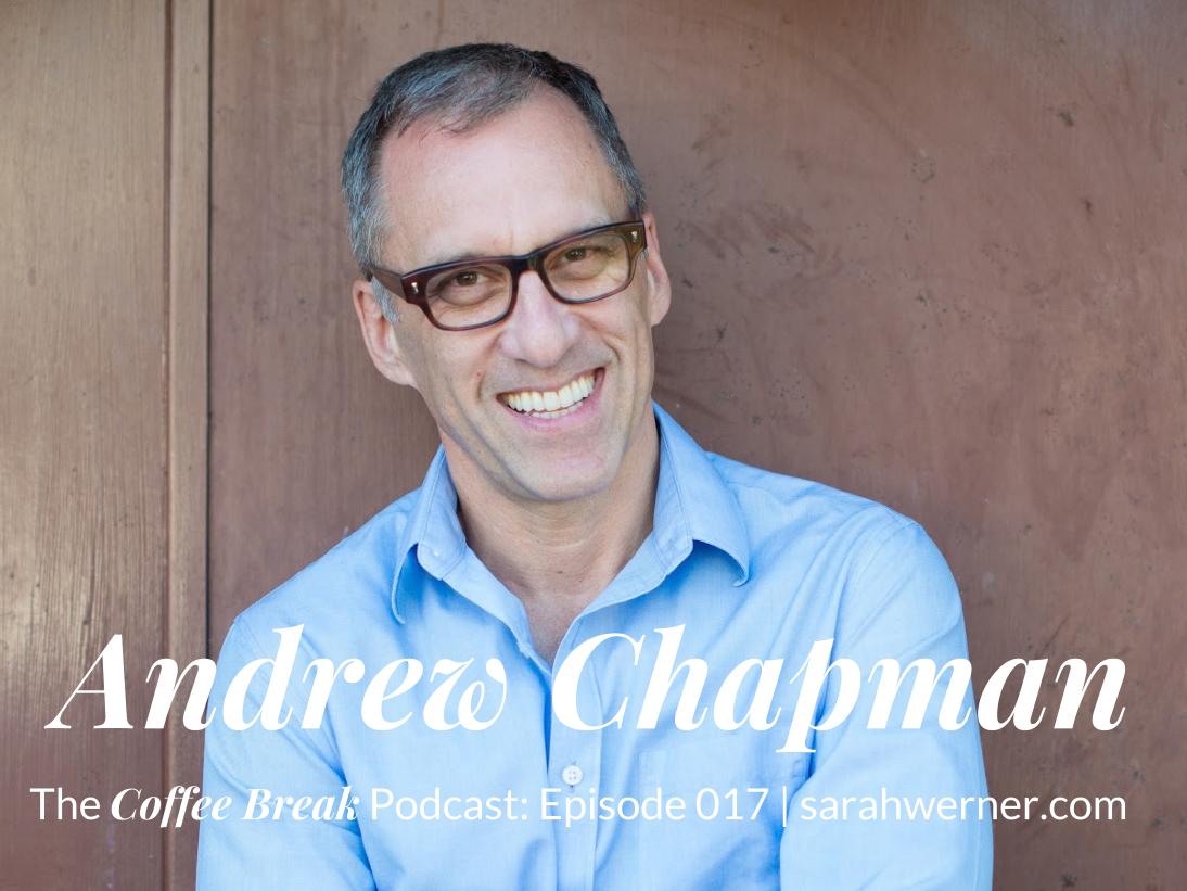 Coffee Break 017: Andrew Chapman