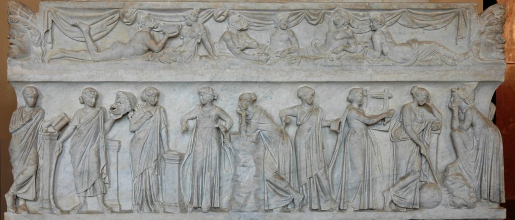 Image of Nine Muses
