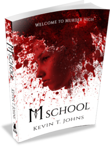 M School, Kevin's new novel
