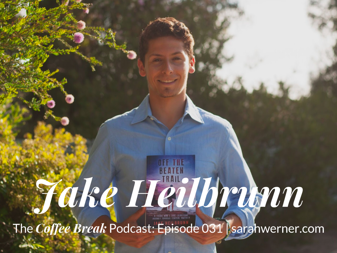 Coffee Break 031: Jake Heilbrunn