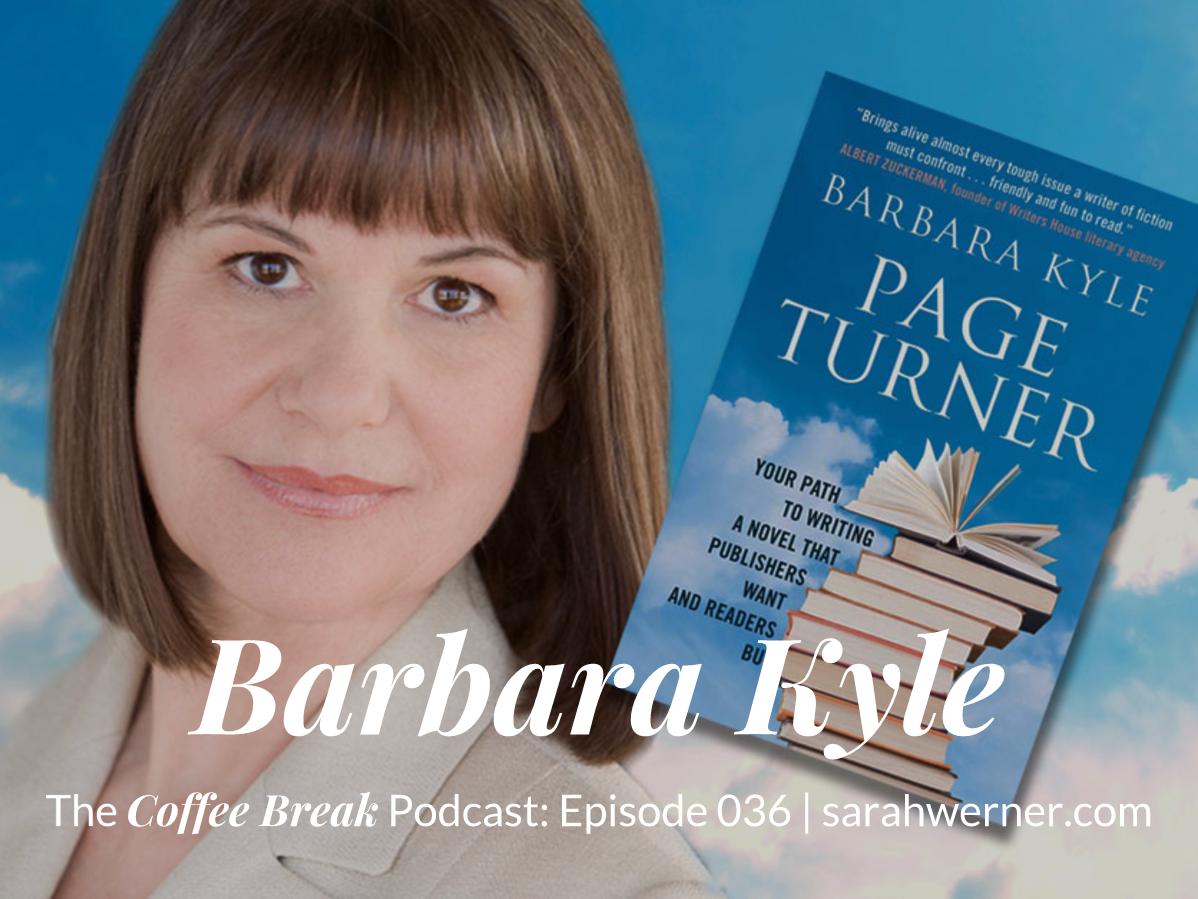 Coffee Break 036: Barbara Kyle II