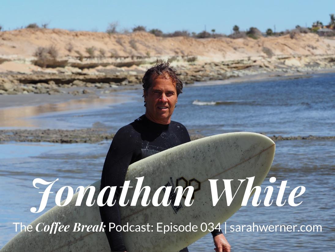 Coffee Break 034: Jonathan White
