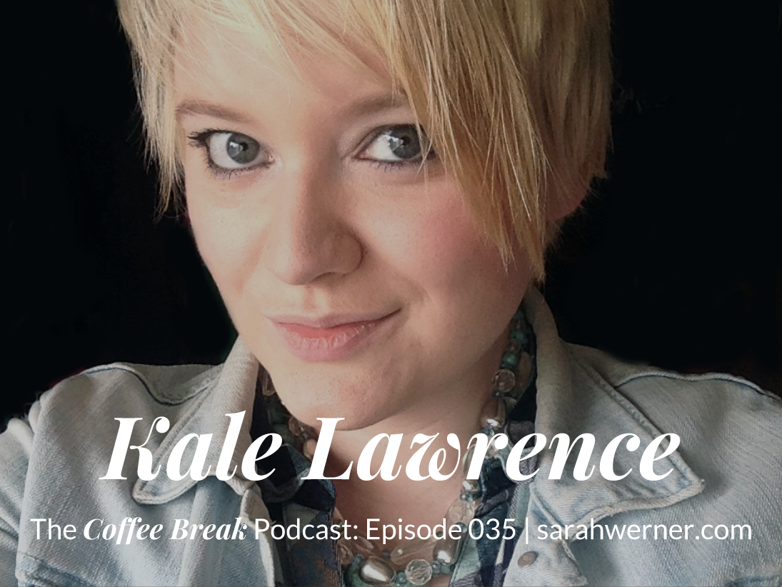 Coffee Break 035: Kale Lawrence