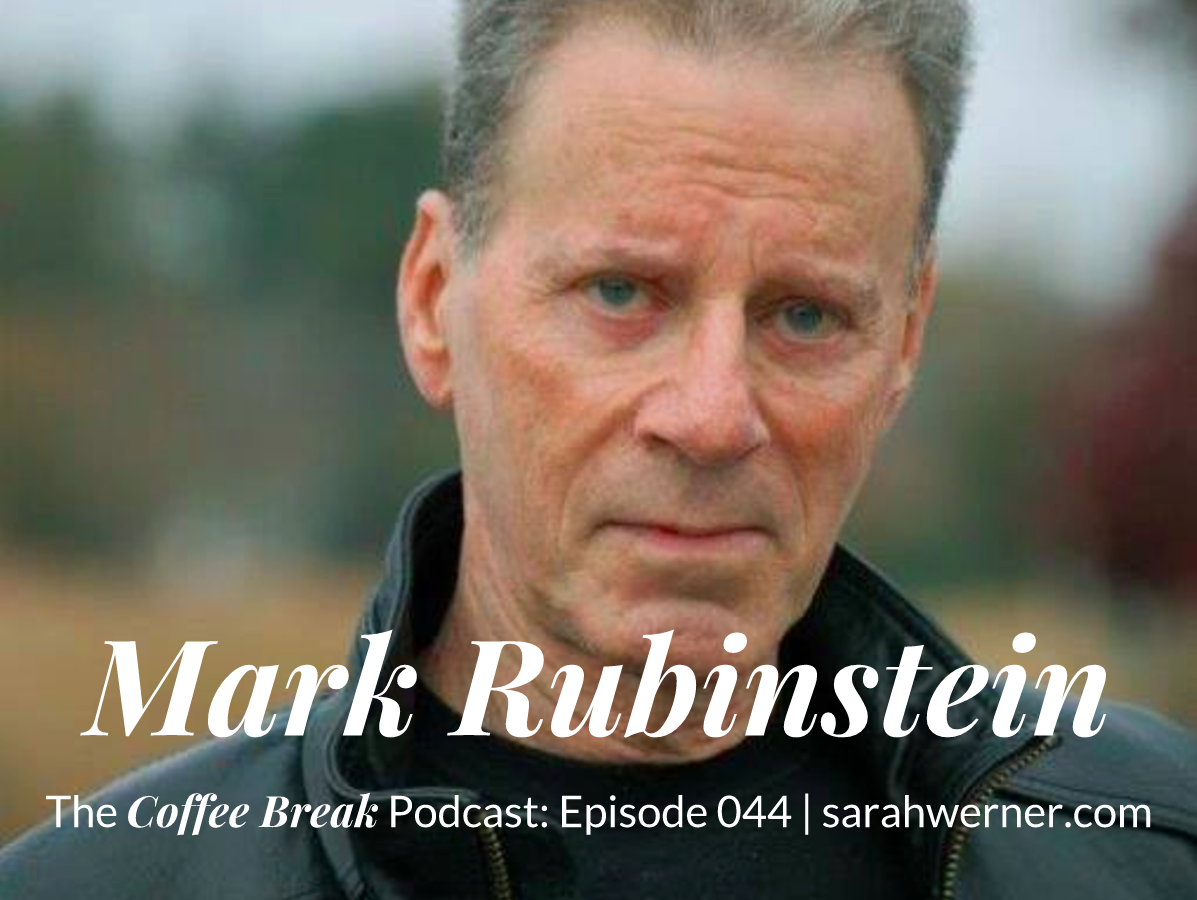 Coffee Break 043: Mark Rubinstein
