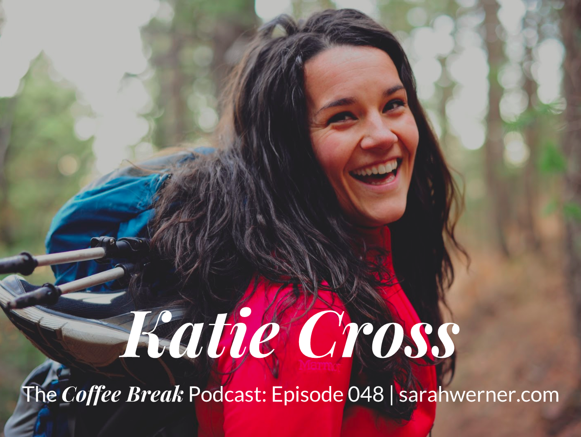 Coffee Break 048: Katie Cross