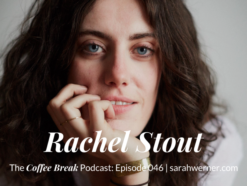 Image of Rachel Stout Title Card