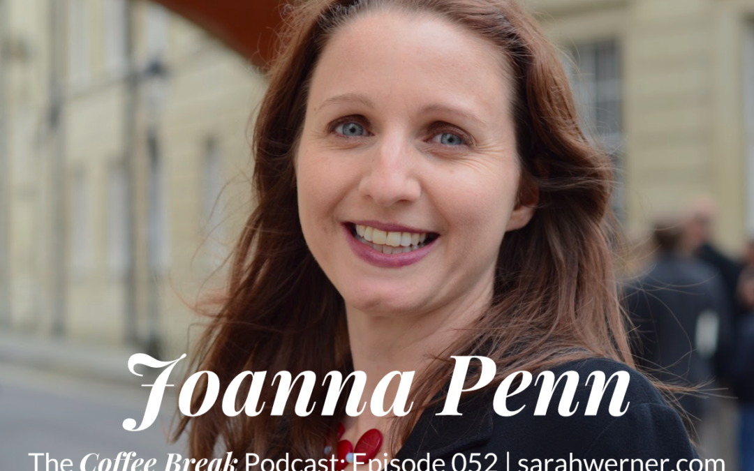 Coffee Break 052: Joanna Penn