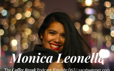Coffee Break 063: Monica Leonelle